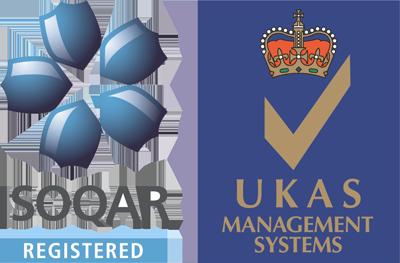 ISOQAR Registered, UKAS Management Systems