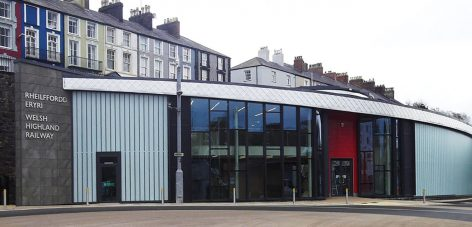 Caernarfon Station Development