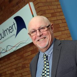 Chris Butler, new business development director, Caulmert