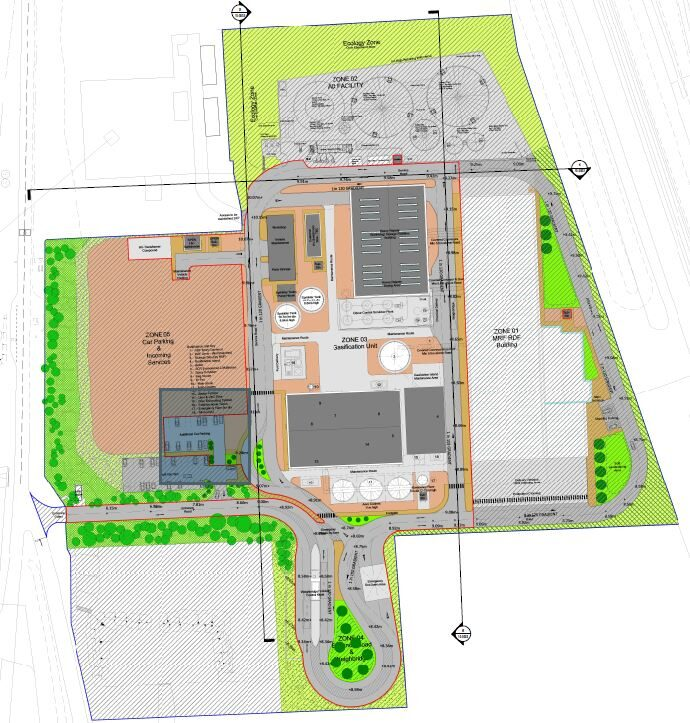 Site Layout Front Pic